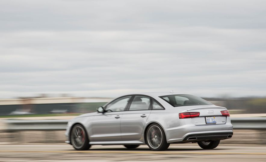 2016 Audi A6 - Slide 10