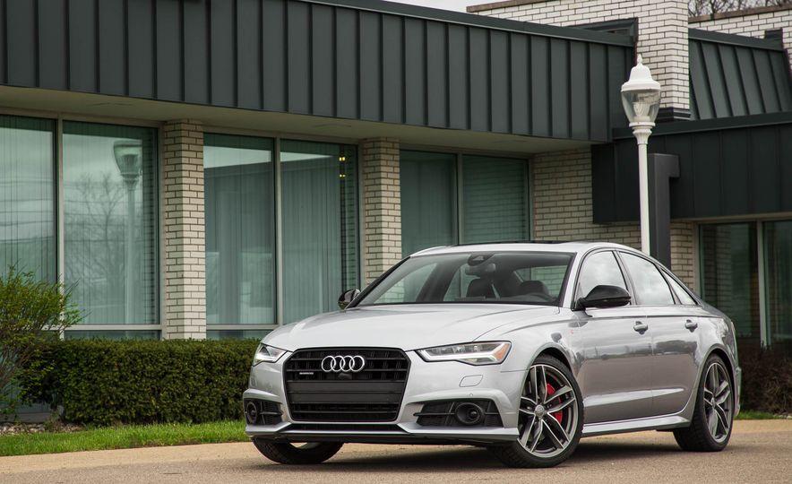 2016 Audi A6 - Slide 13