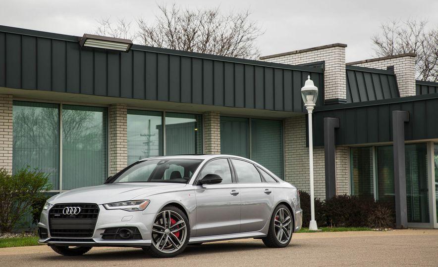 2016 Audi A6 - Slide 14