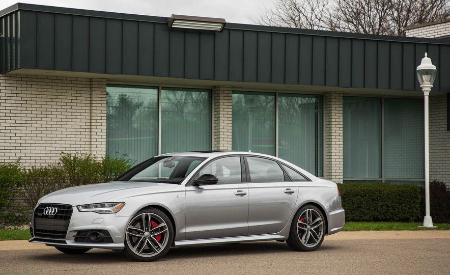2016 Audi A6 - Slide 15
