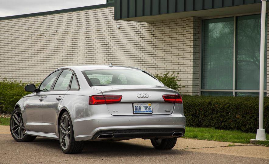 2016 Audi A6 - Slide 18