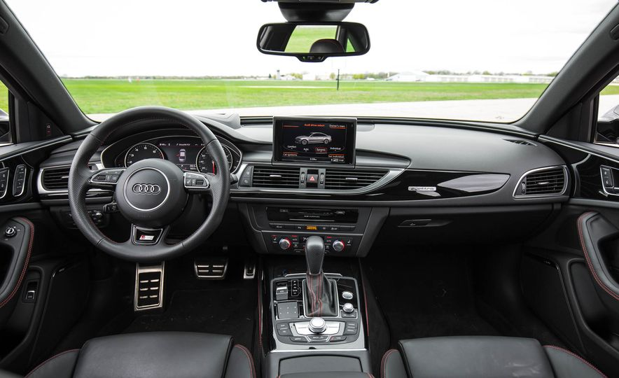 2016 Audi A6 - Slide 31