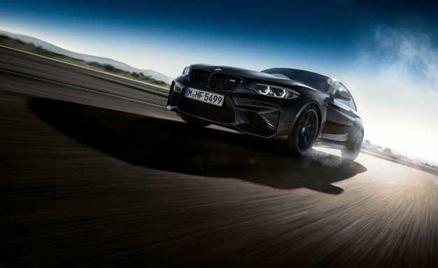 Out of the Shadows: BMW Pitches M2 Black Shadow Edition