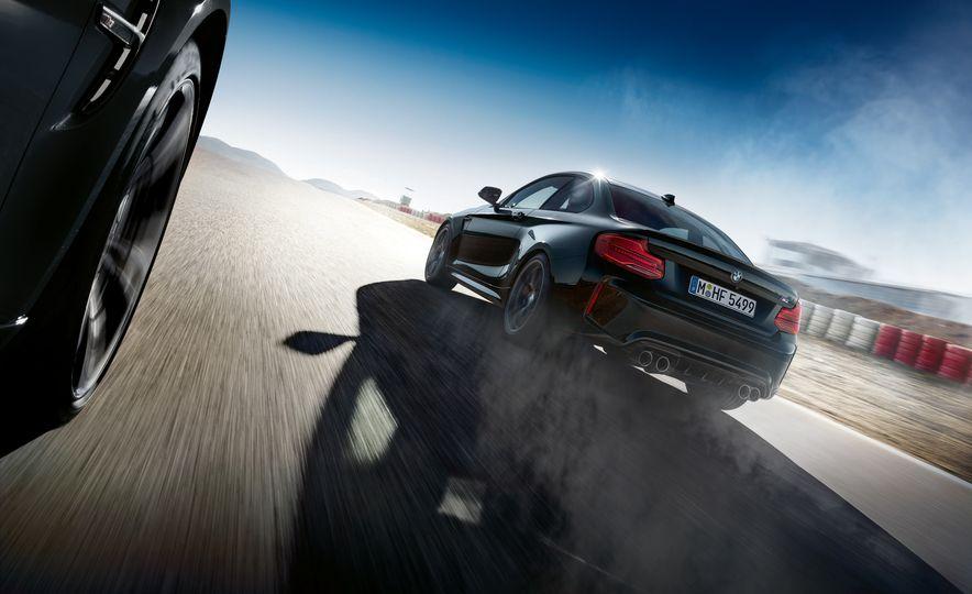 2018 BMW M2 Black Shadow Edition - Slide 2
