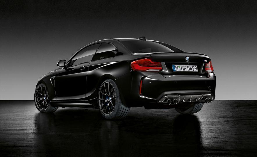 2018 BMW M2 Black Shadow Edition - Slide 4