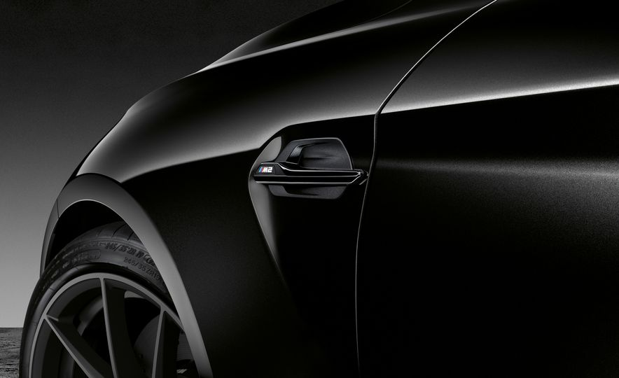 2018 BMW M2 Black Shadow Edition - Slide 7