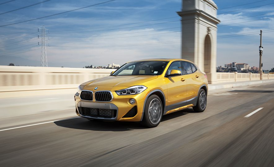 2018 BMW X2 xDrive28i - Slide 1