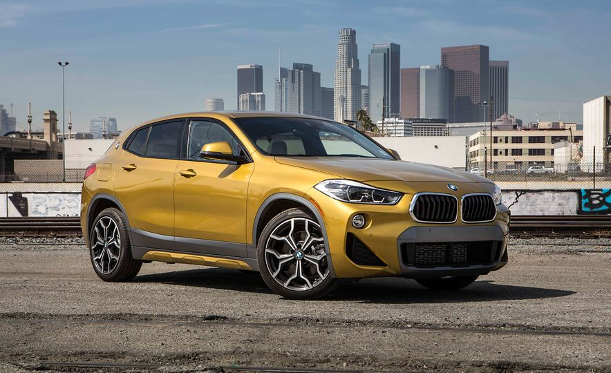 2018 BMW X2 xDrive28i - Slide 5