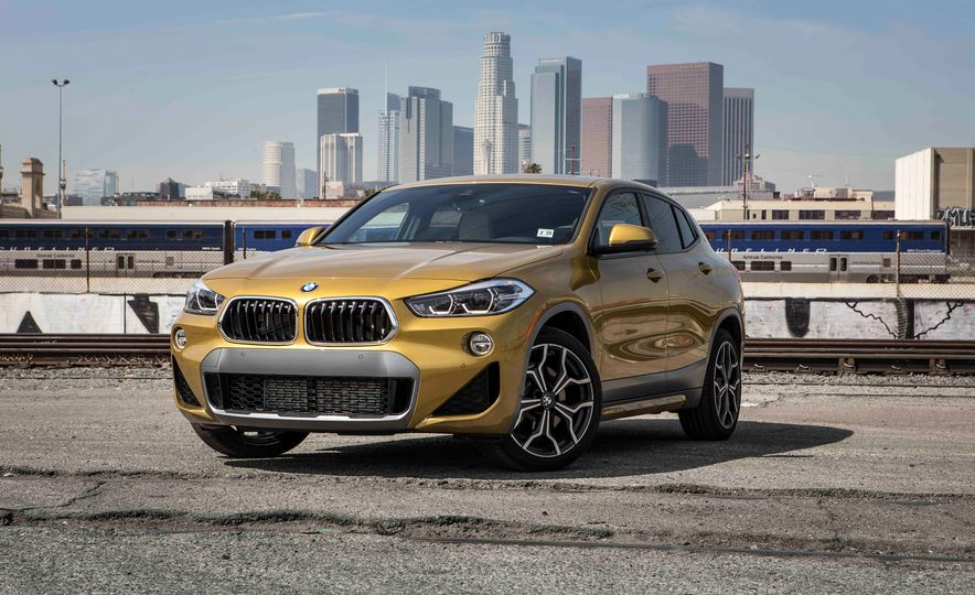 2018 BMW X2 xDrive28i - Slide 6
