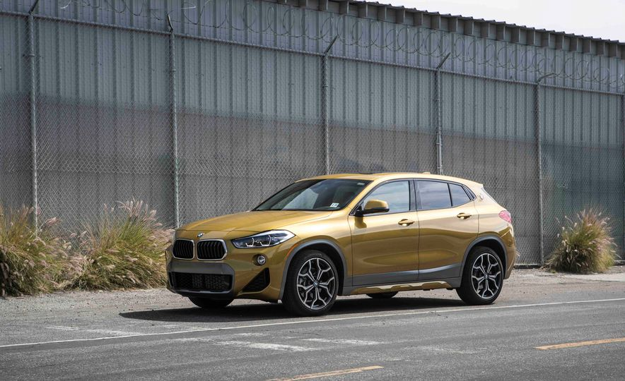 2018 BMW X2 xDrive28i - Slide 7
