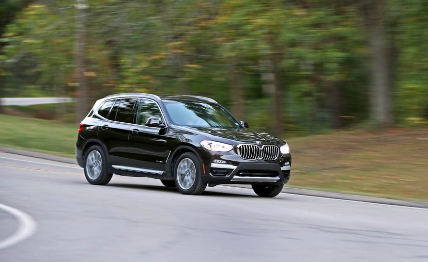 2018 BMW X3 30i xDrive - Slide 1