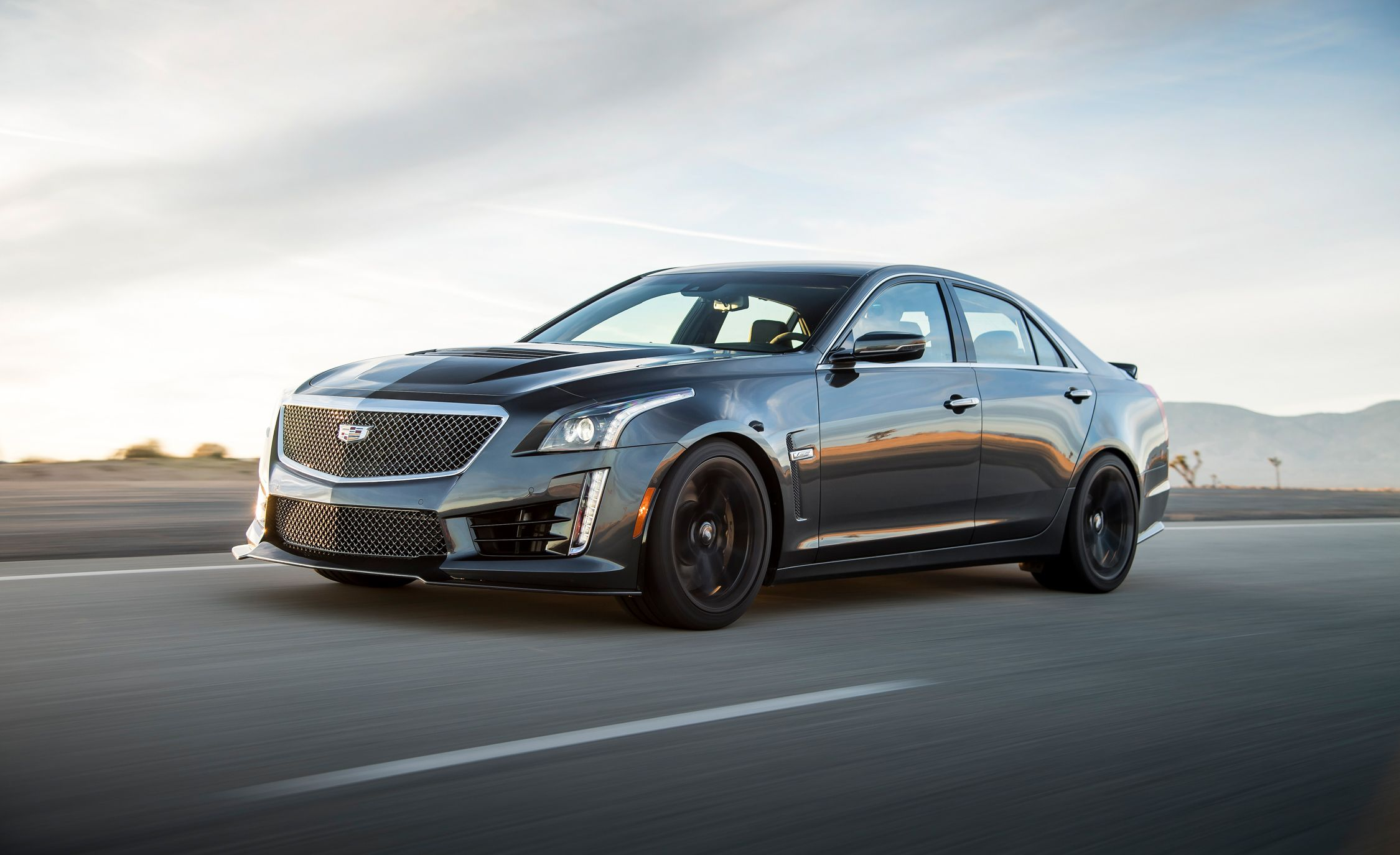 2019 Cadillac Cts V Reviews Price Photos And Specs Car Driver