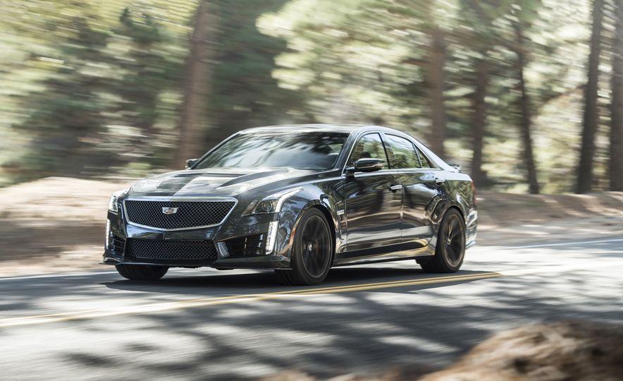 2018 Cadillac CTS-V - Slide 1