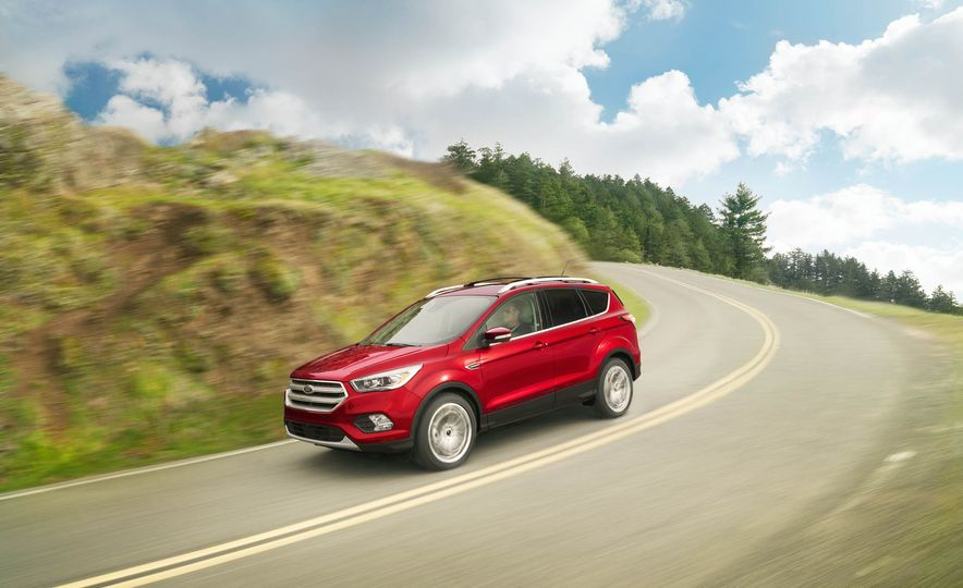 2018 Ford Escape - Slide 1