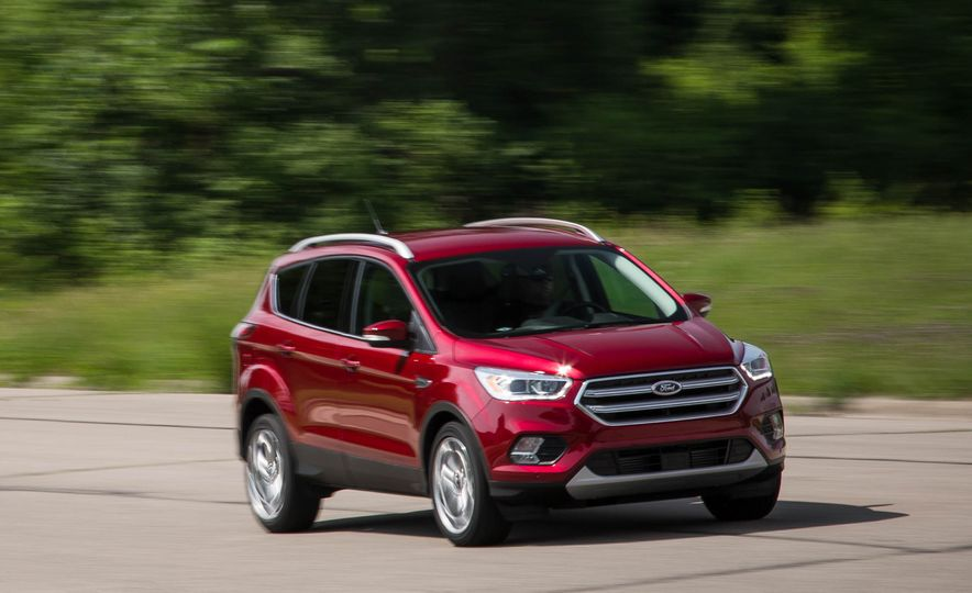 2018 Ford Escape - Slide 2