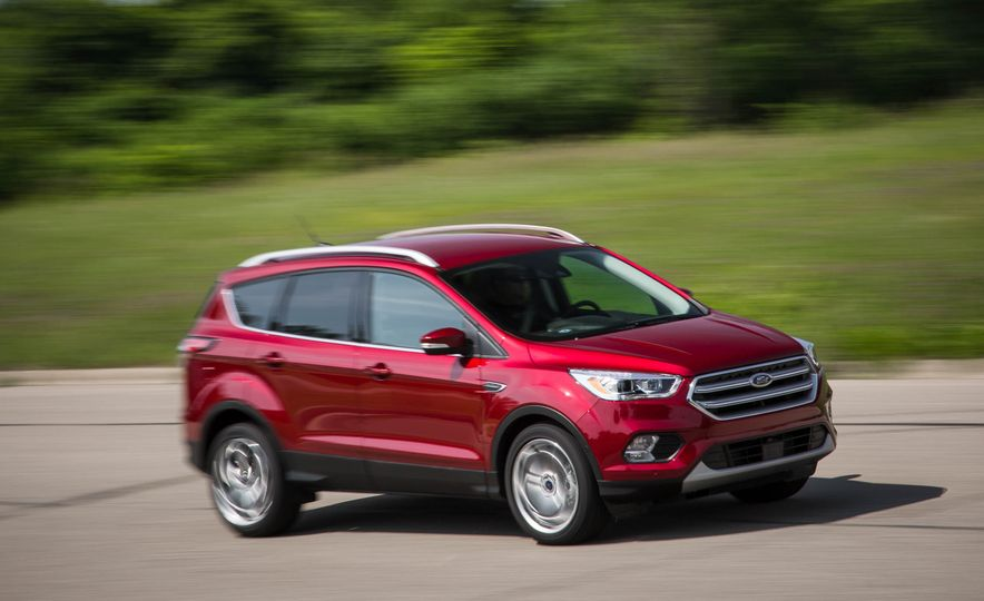 2018 Ford Escape - Slide 3