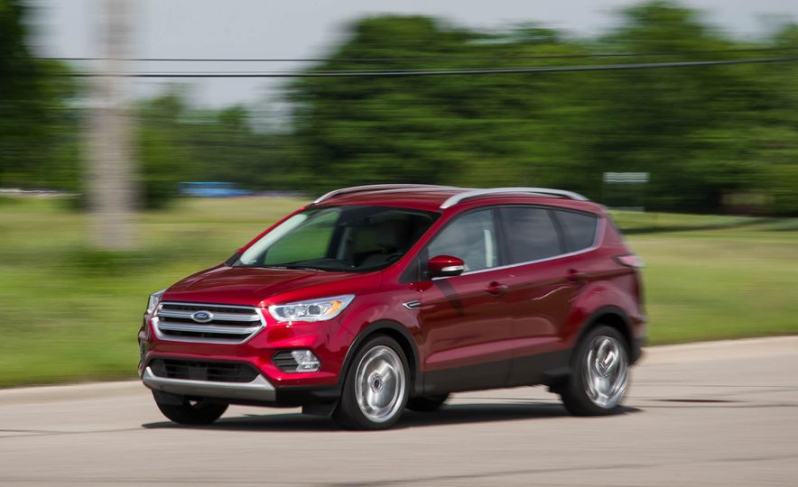 2018 Ford Escape - Slide 5