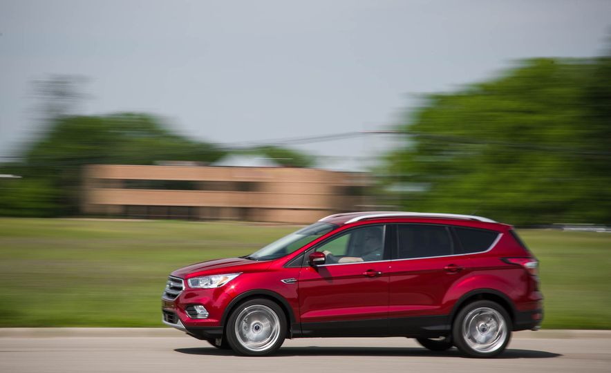 2018 Ford Escape - Slide 6