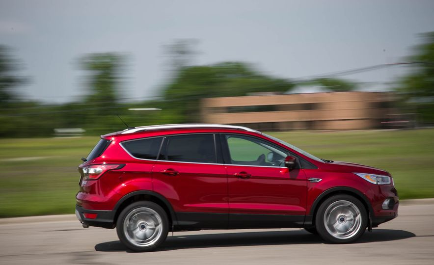 2018 Ford Escape - Slide 10