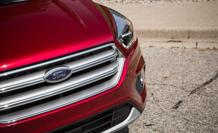 2018 Ford Escape - Slide 16