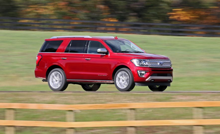 2018 Ford Expedition - Slide 1