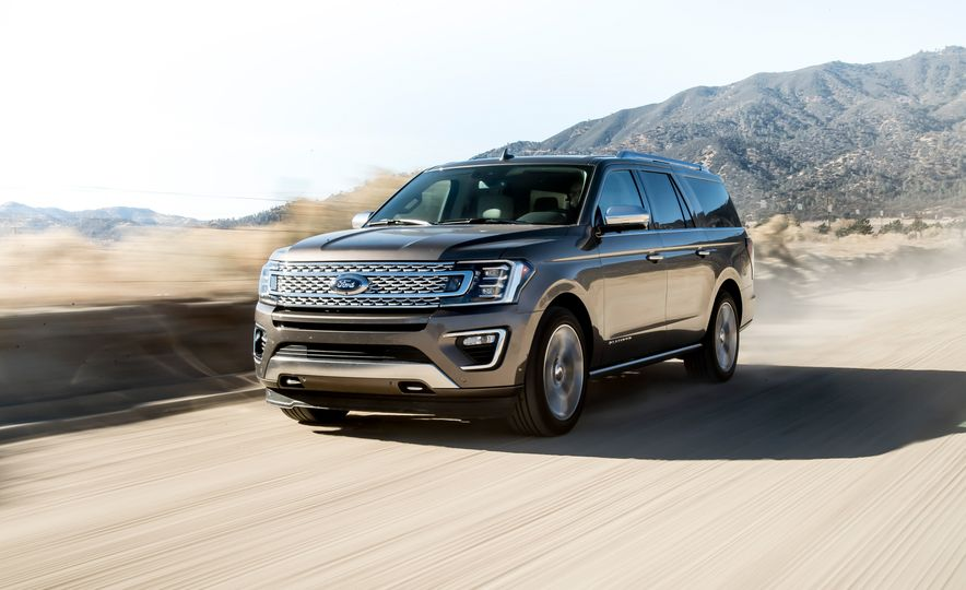 2018 Ford Expedition Max Platinum - Slide 4