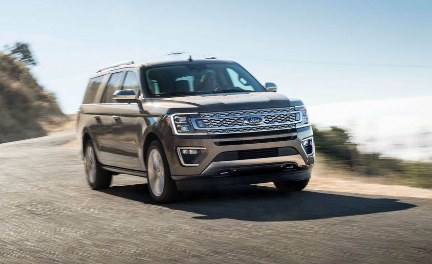 2018 Ford Expedition Max Platinum - Slide 2