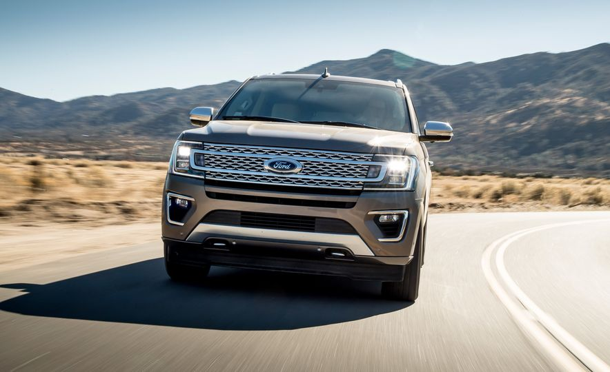2018 Ford Expedition Max Platinum - Slide 3