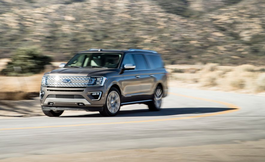 2018 Ford Expedition Max Platinum - Slide 5