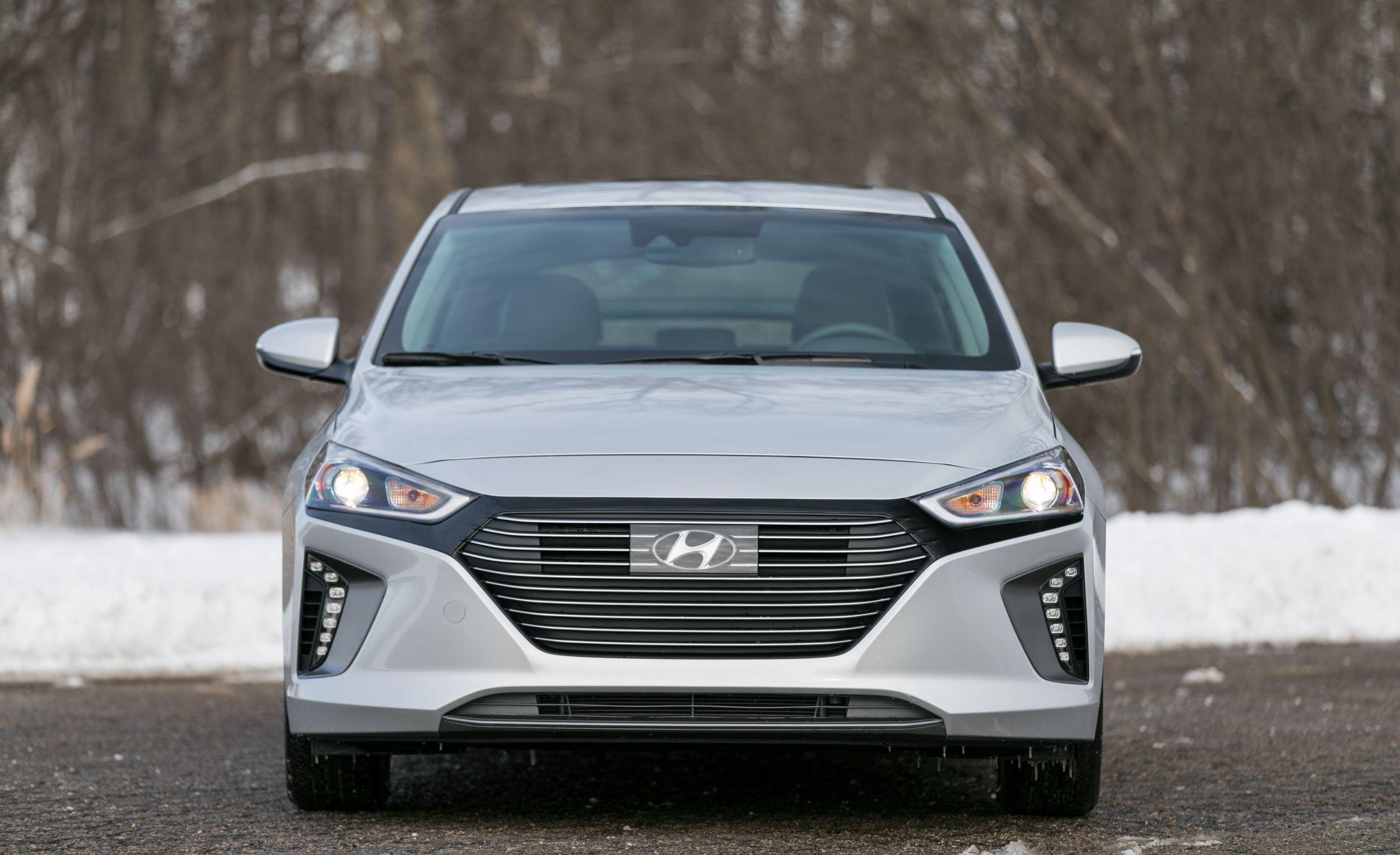 2019 Hyundai Ioniq Reviews Price Photos And Specs Car Driver