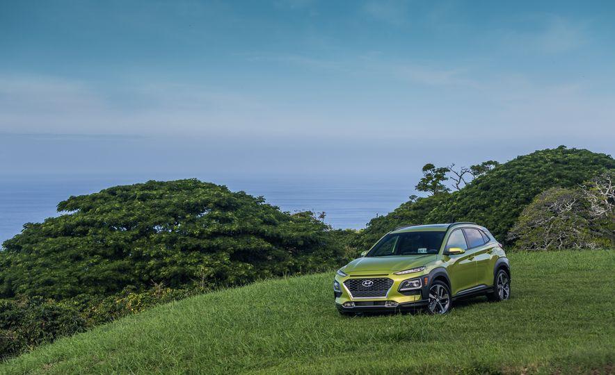2018 Hyundai Kona - Slide 10