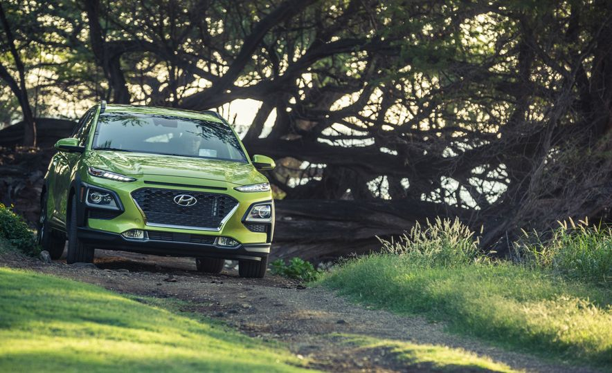 2018 Hyundai Kona - Slide 23
