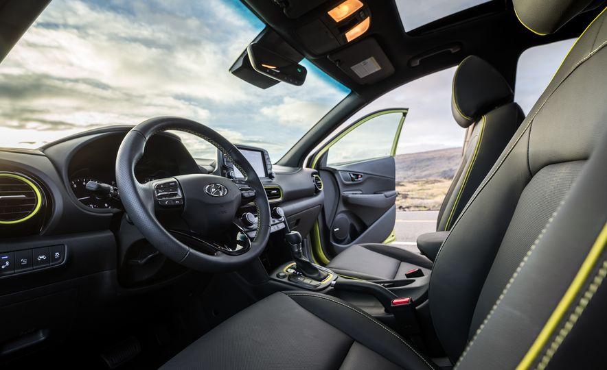 2018 Hyundai Kona - Slide 31