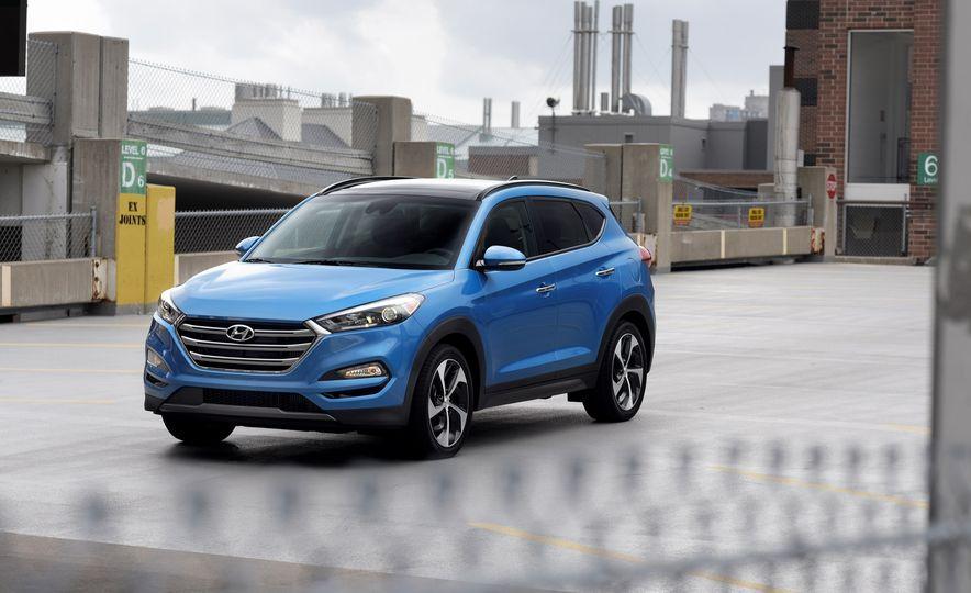 2018 Hyundai Tucson - Slide 4