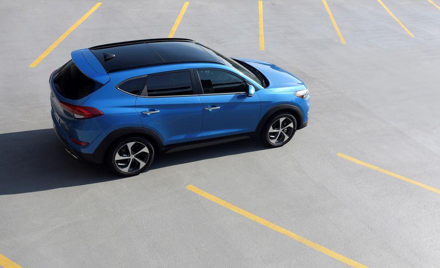 2018 Hyundai Tucson - Slide 5
