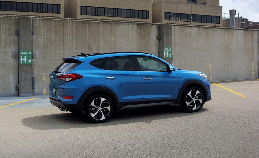 2018 Hyundai Tucson - Slide 6