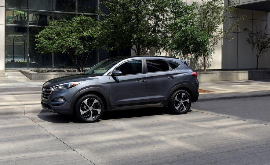 2018 Hyundai Tucson - Slide 11