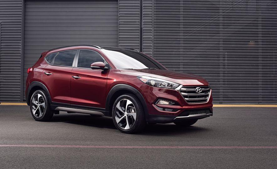 2018 Hyundai Tucson - Slide 20