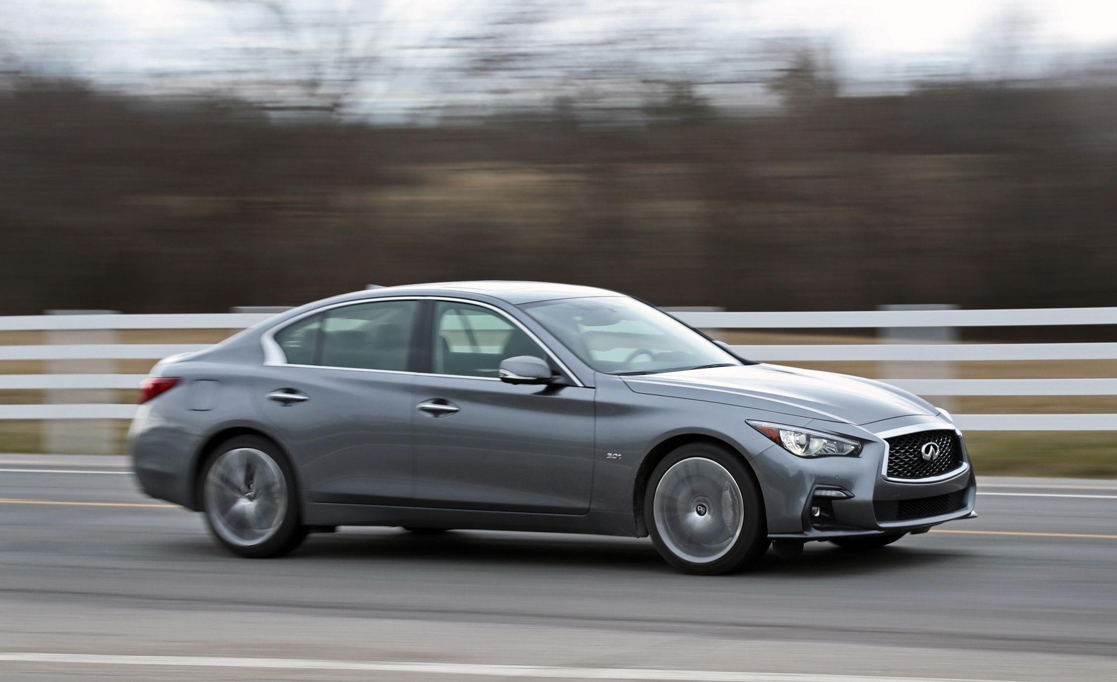 2019 Infiniti Q50 Reviews Price Photos And Specs Car Driver