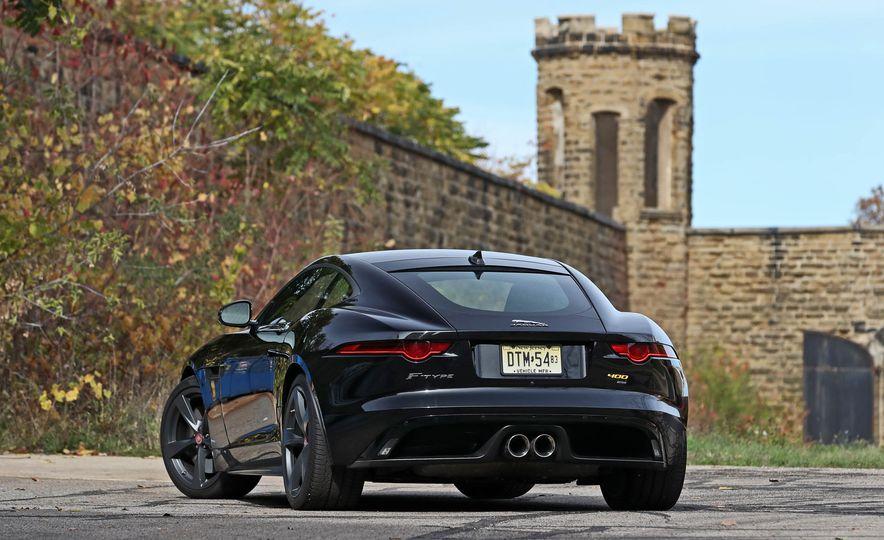 2018 Jaguar F-type 400 Sport - Slide 20
