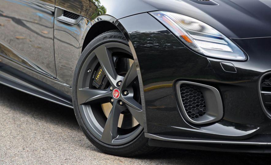 2018 Jaguar F-type 400 Sport - Slide 23