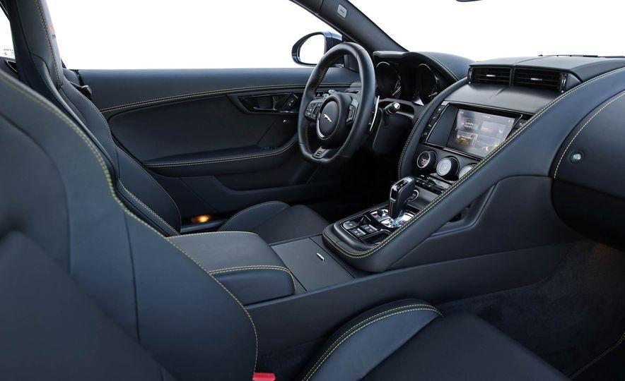 2018 Jaguar F-type 400 Sport - Slide 45