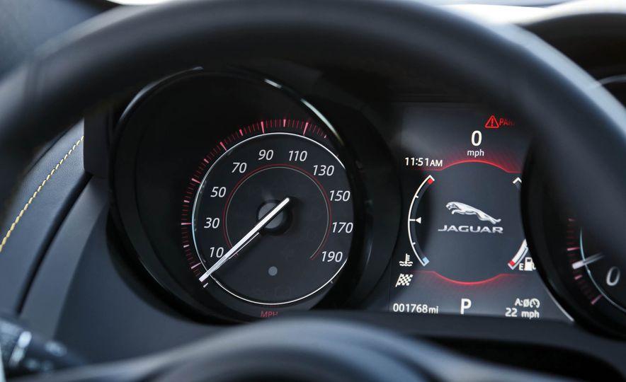 2018 Jaguar F-type 400 Sport - Slide 50