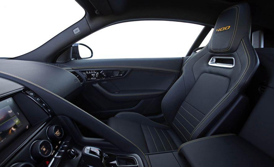 2018 Jaguar F-type 400 Sport - Slide 68
