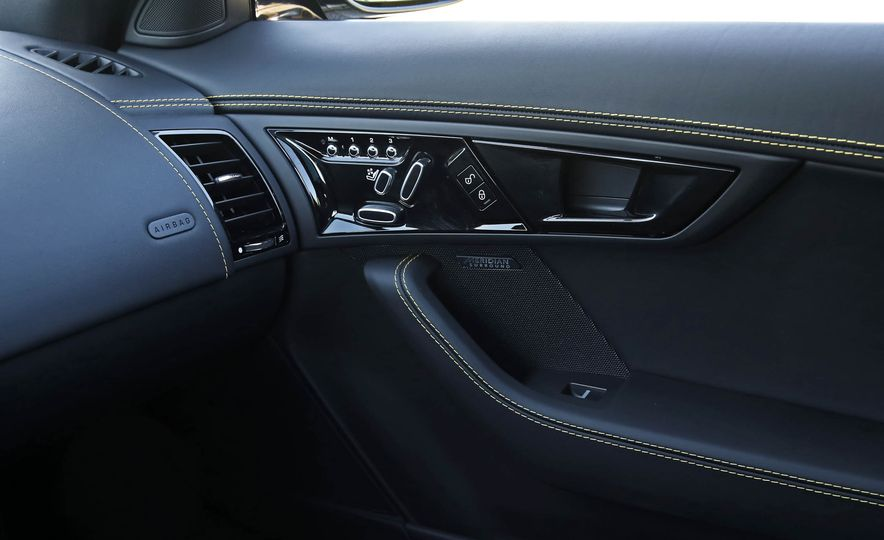 2018 Jaguar F-type 400 Sport - Slide 69