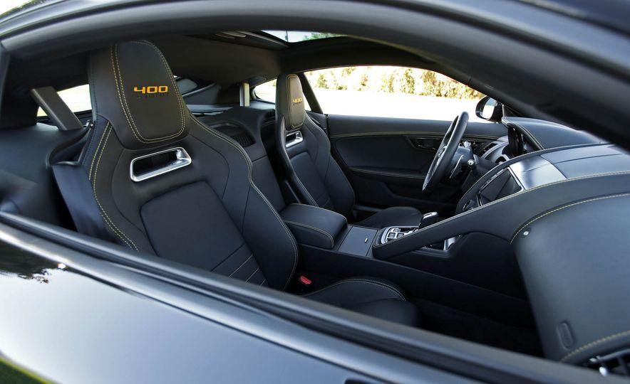 2018 Jaguar F-type 400 Sport - Slide 72