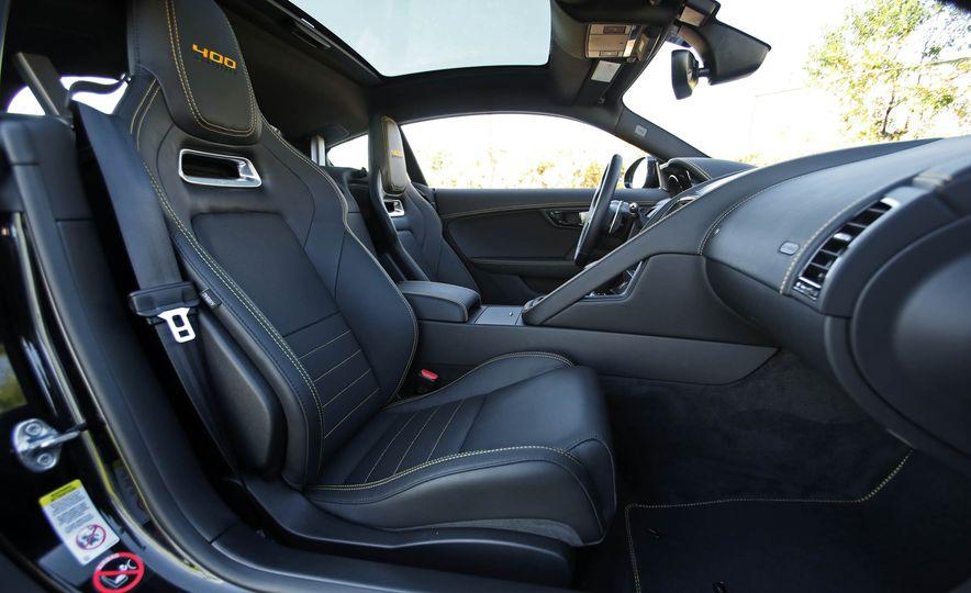 2018 Jaguar F-type 400 Sport - Slide 74