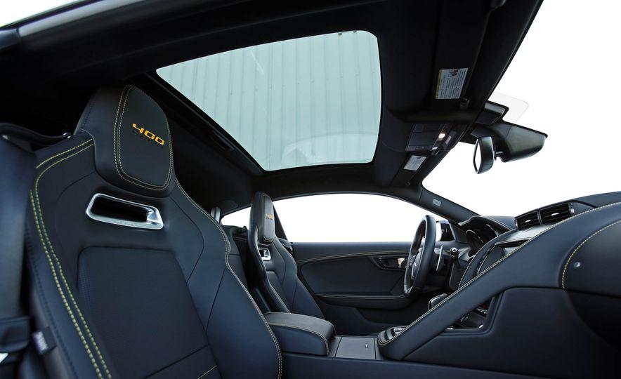 2018 Jaguar F-type 400 Sport - Slide 76