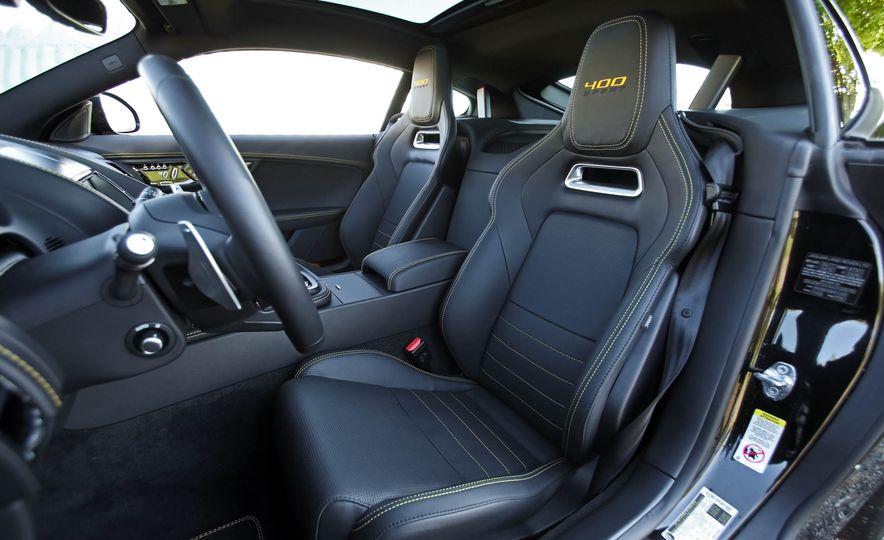 2018 Jaguar F-type 400 Sport - Slide 78
