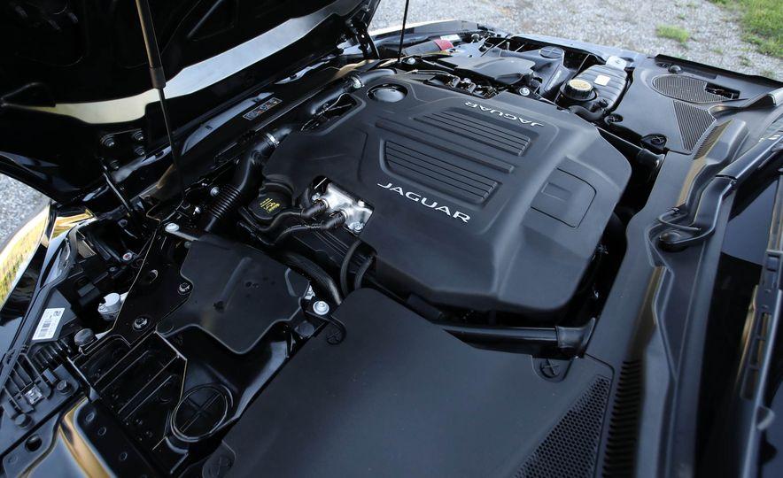 2018 Jaguar F-type 400 Sport - Slide 85